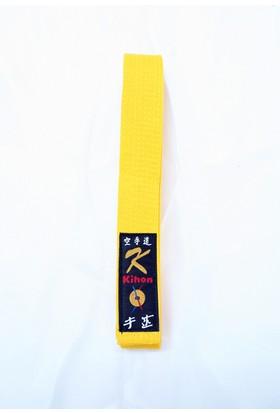 Kihon Karate Sarı Kemer