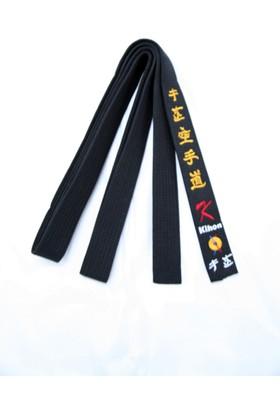 Kihon Karate Siyah Kemer