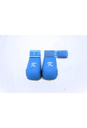 Kihon Karate Eldiveni Mavi