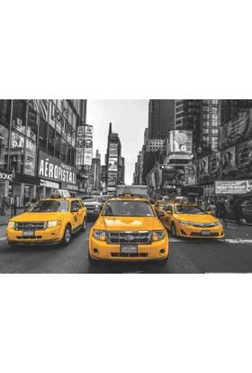Anatolian 2000 Parça New York Taxi Puzzle