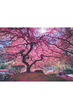Anatolian 1000 Parça Pink Tree Puzzle