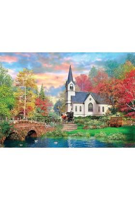 Clementoni 31675 - 1500 Parça Puzzle - Renkli Sonbahar