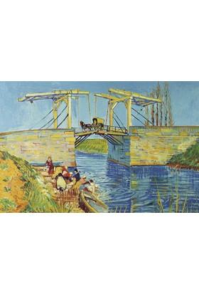 Ravensburger 3000 Parça Langlois Köprüsü (Vincent Van Gogh)