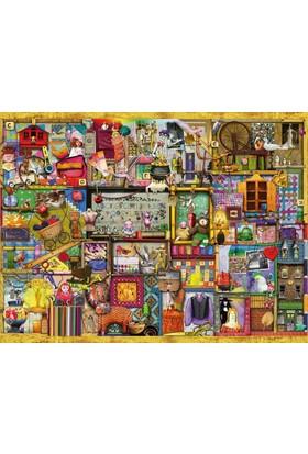 Ravensburger Puzzle 1500 Parça Tamirci (Colin Thompson)