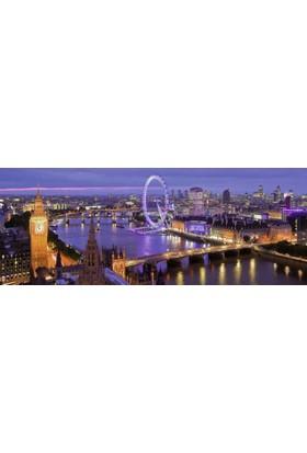 Ravensburger 150649 Londra Gecesi Panaromik Puzzle (1000 Parça)