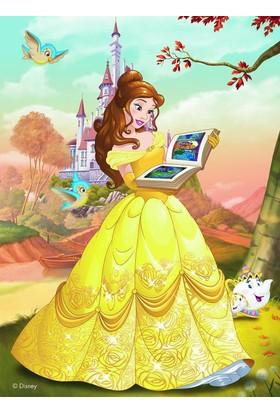 Ravensburger 108886 Prenses Belle Çocuk Puzzle (100 Parça)