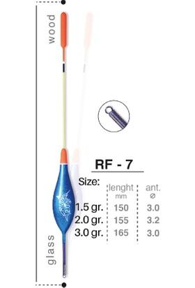 Rizov Rf-7 Serisi Şamandıra