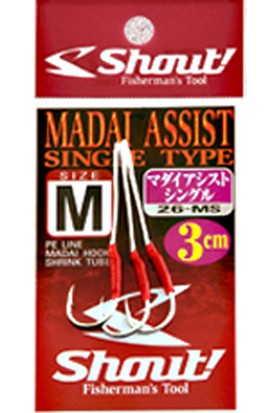 Shout Madai Assist Single Olta İğnesi