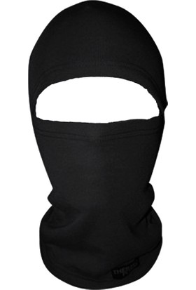 Thermoform Siyah Kar Maskesi