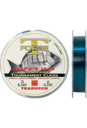 Trabucco T-Force Super Iso Serisi 300M Monofilament Misina