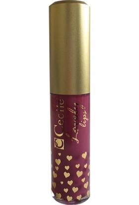 Cecile Renkli Dudak Parlatıcısı / Lovly Lips 360