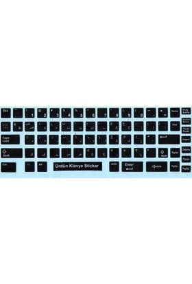 Notebook Uzman Ürdün Dili Klavye Sticker, Ürdünce Klavye Etiketi, Notebook Ve Pc Uyumlu