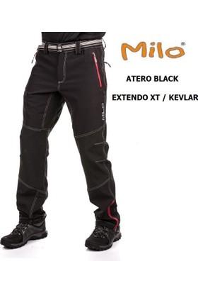 Milo Atero Black Pantolon