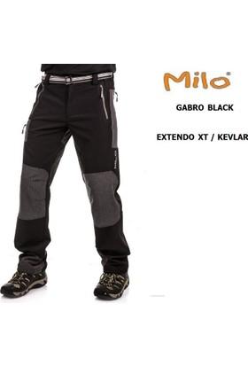 Milo Gabro Black Pantalon