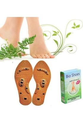 Bio Shoes Ayak Kokusu Giderici ve Mıknatıslı Manyetik Ayak Masaj Tabanlığı