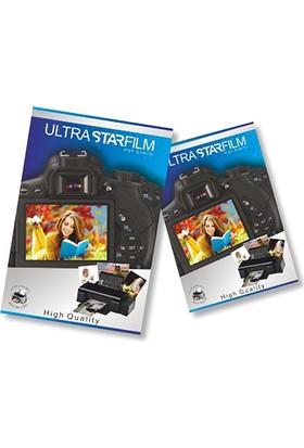 Ultrastarfilm Kuşe Kağıt A3 Parlak Çift Taraflı 300Gr/m² 100 Adet/Paket (Tüm Yazıcılarla Uyumlu)