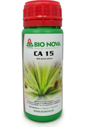 Bionova %15 Kalsiyum 250 Ml