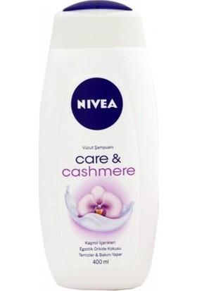 Nivea Cashmere Moments Duş Jeli 400 Ml