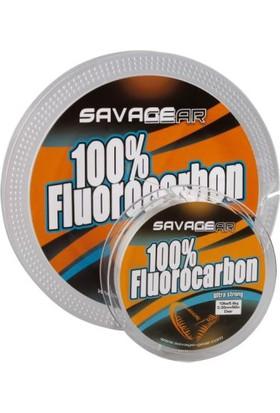 Savagear 100% Fluoracarbon Misina 0,90 mm 15m 36,3Kg Çeker