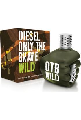 Diesel F.F.Only The Brave Wild Edt 75 ml Erkek Parfüm