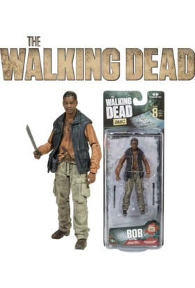 Mcfarlane Toys The Walking Dead Bob Stookey Tv Series 8 Figure