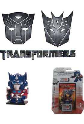 Igs Transformers Optimus Prime Generation 1 Mini Figür
