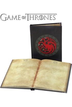 Sd Toys Game Of Thrones Targaryen Notebook With Light Işıklı Defter