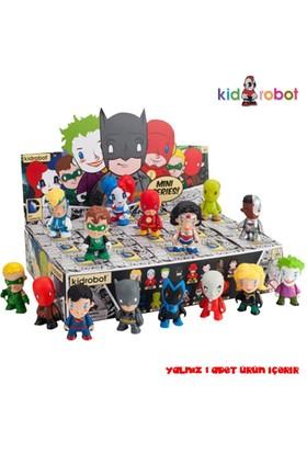 Kidrobot Dc Universe 3 İnch Mini Series Blindbox Figures