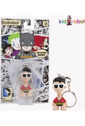 Kidrobot Dc Universe Plastic Man Keychain Anahtarlık