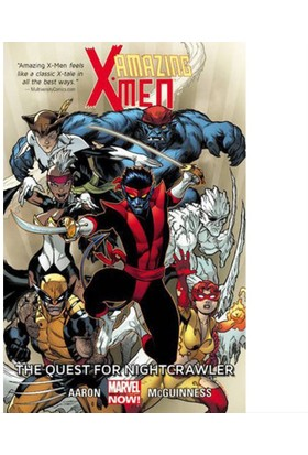 Marvel Comics Amazing X-Men Tp Vol 01 Quest For Nightcrawler