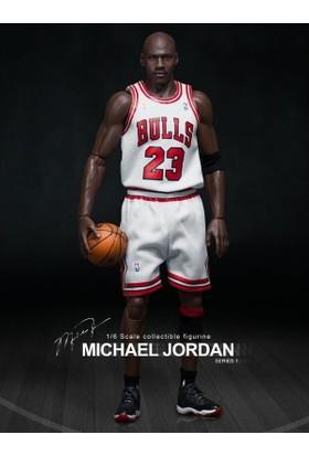 Enterbay Nba Masterpiece Michael Jordan Home Edition Figure