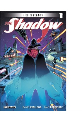 Pop Culture Altered States The Shadow One Shot