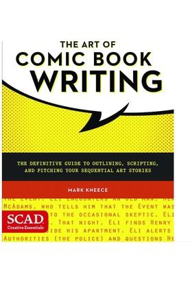Pop Culture Art Of Comic Book Writing Definitive Guide Sc