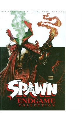 İmage Comics Spawn Endgame Collection Tp