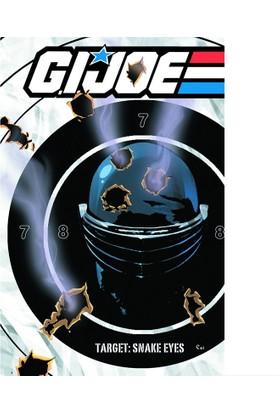 Idw Gi Joe Target Snake Eyes Tp
