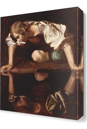 Dekor Sevgisi Michelangelo Caravaggio Tablosu 45x30 cm