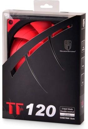 Deep Cool Tf120 Kırmızı Ledli Kasa Fanı 120Mm