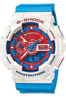 Casio G-Shock Ga-110Ac-7Adr Erkek Kol Saati