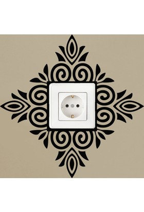 Decor Desing Priz Sticker Prz09