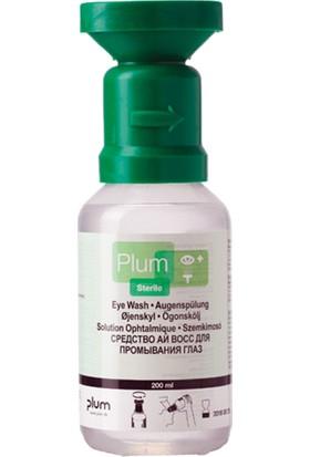 Plum Göz Duşu Solüsyonu 4691 4685 Toz Kir Çapak Için 200 ml