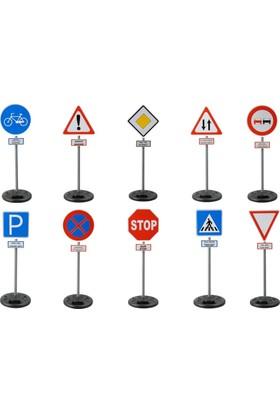 Pilsan Trafik İşaretleri Seti