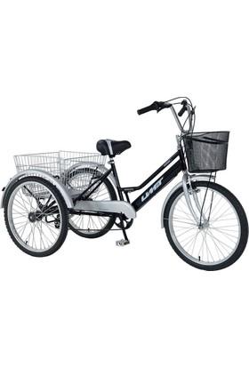 Ümit 24 Jant Cargo Transport Bisiklet
