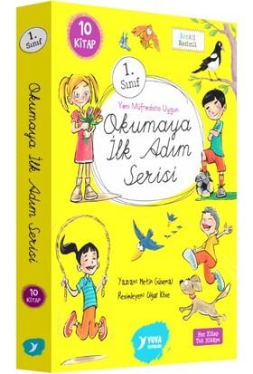 Okumaya İlk Adım Serisi (10 Kitaplık Set)
