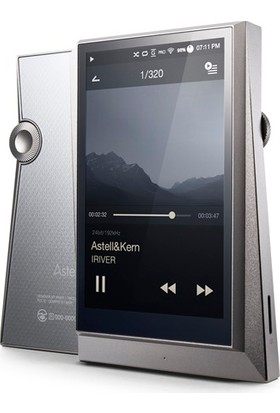 Astellnkern AK 320 Gunmetal
