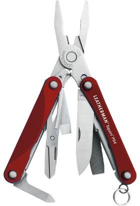 Leatherman Squırt® Ps4 Kırmızı