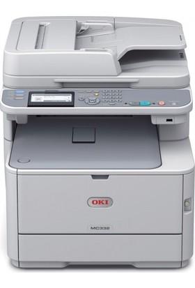 Okı Mc362Dn Renkli Çok Fonksiyonlu Fakslı Laser Yazıcı 44952104