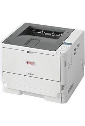 Okı B512Dn Mono Lazer Yazıcı (A4) 45762022