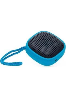 Lenovo Bt410 Bluetooth Kablosuz Hoparlör & Hands-Free, Mavi 888-016058