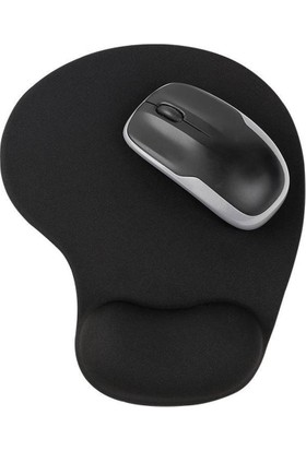 Hıper Hmp-20S Siyah Bilek Destekli Mouse Pad Hmp-20S