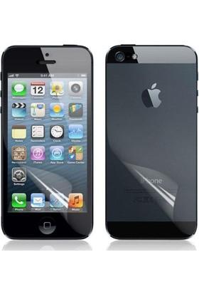 Codegen Apple iPhone 5-5S Ön Arka Full Kit Ekran Koruyucu ( Ultra Şeffaf ) Is-026